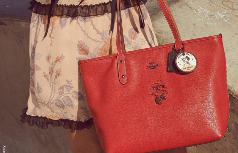 Coach is Back with More Minnie Mouse Styles