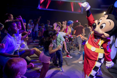 Disney's Hollywood Studios invites guests to rock out during Disney Junior Dance Party!