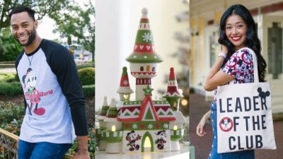 New Merchandise Revealed for Reimagined World of Disney Stores