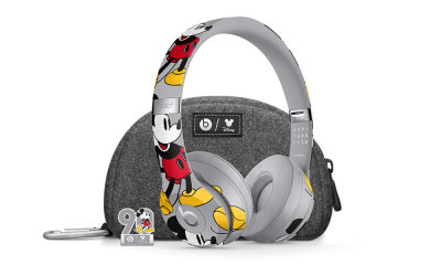 Mickey Mouse 90th Beats By Dre Headphones