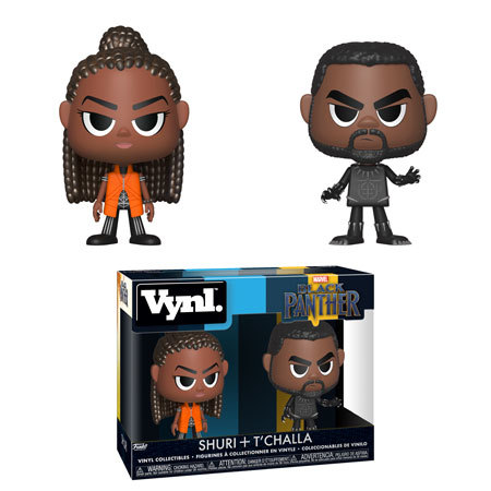 Black Panther Vynl.! by Funko Coming Soon