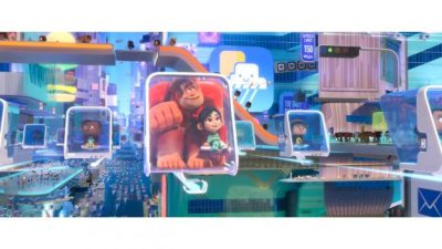 Sneak Peek from 'Ralph Breaks the Internet' at Disney Parks in November
