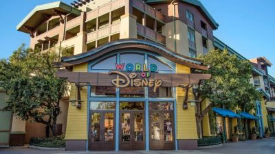 First Look Inside Reimagined World of Disney Stores