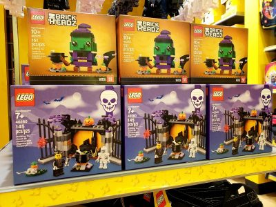 Must Have LEGO Halloween Merchandise at LEGOLAND Florida