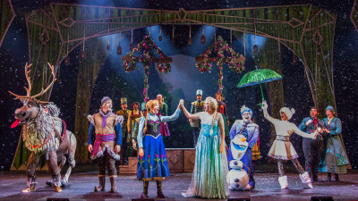 A Musicals Guide Aboard Disney Cruise Line