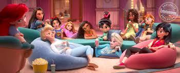 New 'Ralph Breaks the Internet' Disney Princess Clothes