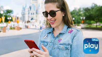 Play Disney Parks App Achievement Pins