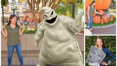 Celebrate the 25th Anniversary of 'Tim Burton's The Nightmare Before Christmas' with Disney PhotoPas