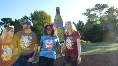 Disney Wine & Dine Half Marathon Weekend 2018 Merchandise