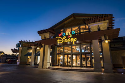 World of Disney Reopens in Grand Style at Disney Springs