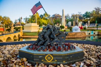 LEGOLAND Florida Resort Honors U.S. Veterans with Free Admission and Parking for Entire Month of No