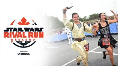 2019 Star Wars Rival Run Weekend Themes Revealed