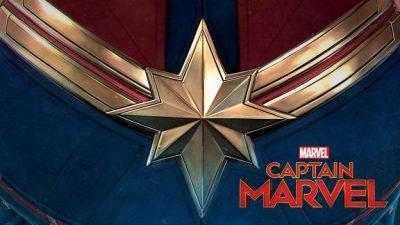 Captain Marvel Joins  Super Heroes Aboard Disney Cruise Line