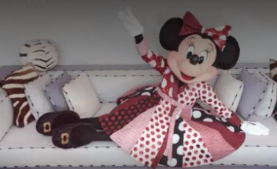 Minnie Mouse will Wear Diane Von Furstenberg to Mickey's 90 Spectacular