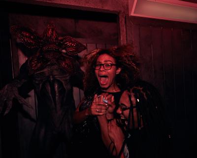 """Stranger Things Halloween Horror Night House to Open Nov.6 for """"Stranger Things Day"""""""