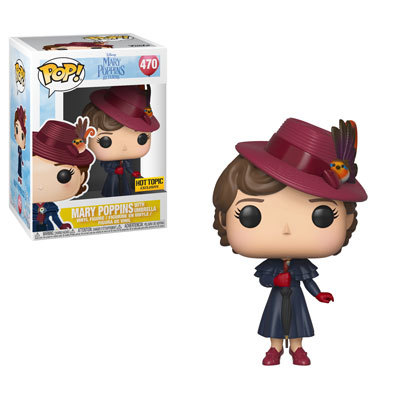 Mary Poppins Returns Rock Candy, Vynl & Pop Coming Soon