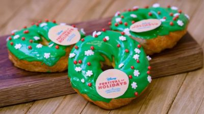 Foodie Guide to the 2018 Disney Festival of Holidays at Disney California Adventure