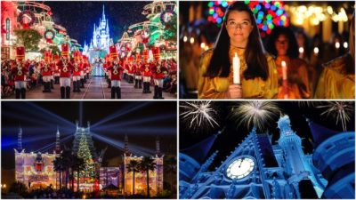 Walt Disney World Resort Holiday Events You Can Book Right Now
