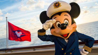Celebrate Mickey's Birthday Aboard a Disney Cruise