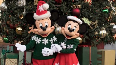 Disney Parks Brings Star-Studded Celebrations to ABC and Disney Channel This Holiday Season