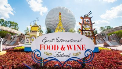 Last Chance for Sips and Bites at Epcot International Food & Wine Festival