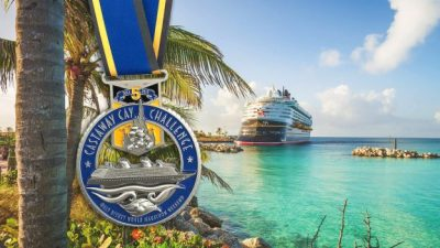 runDisney Returns to the Bahamas for the 5th Anniversary Castaway Cay Challenge