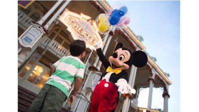 Celebrate Mickey's Birthday This Weekend at Magic Kingdom Park!
