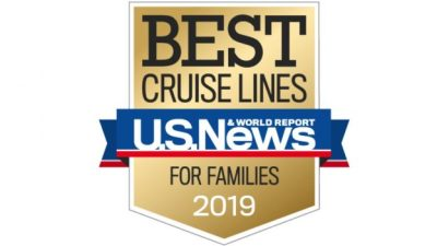 Disney Cruise Line Takes Home Two U.S. News & World Report Gold Badges