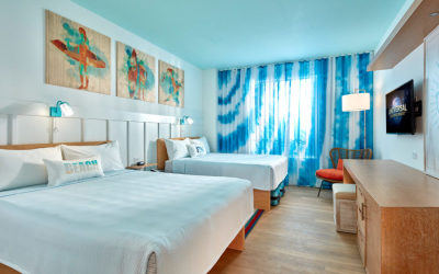 Universal's Endless Summer Resort - Surfside Inn and Suites Guest Rooms