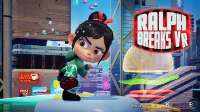 Tickets Now Available for 'Ralph Breaks VR' Hyper-Reality Experience at Disney Springs, Downtown Dis