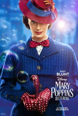 New Marry Poppins Returns Character Posters