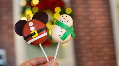 Limited-Time Holiday Sips, Sweets, and Snacks at Disney Springs