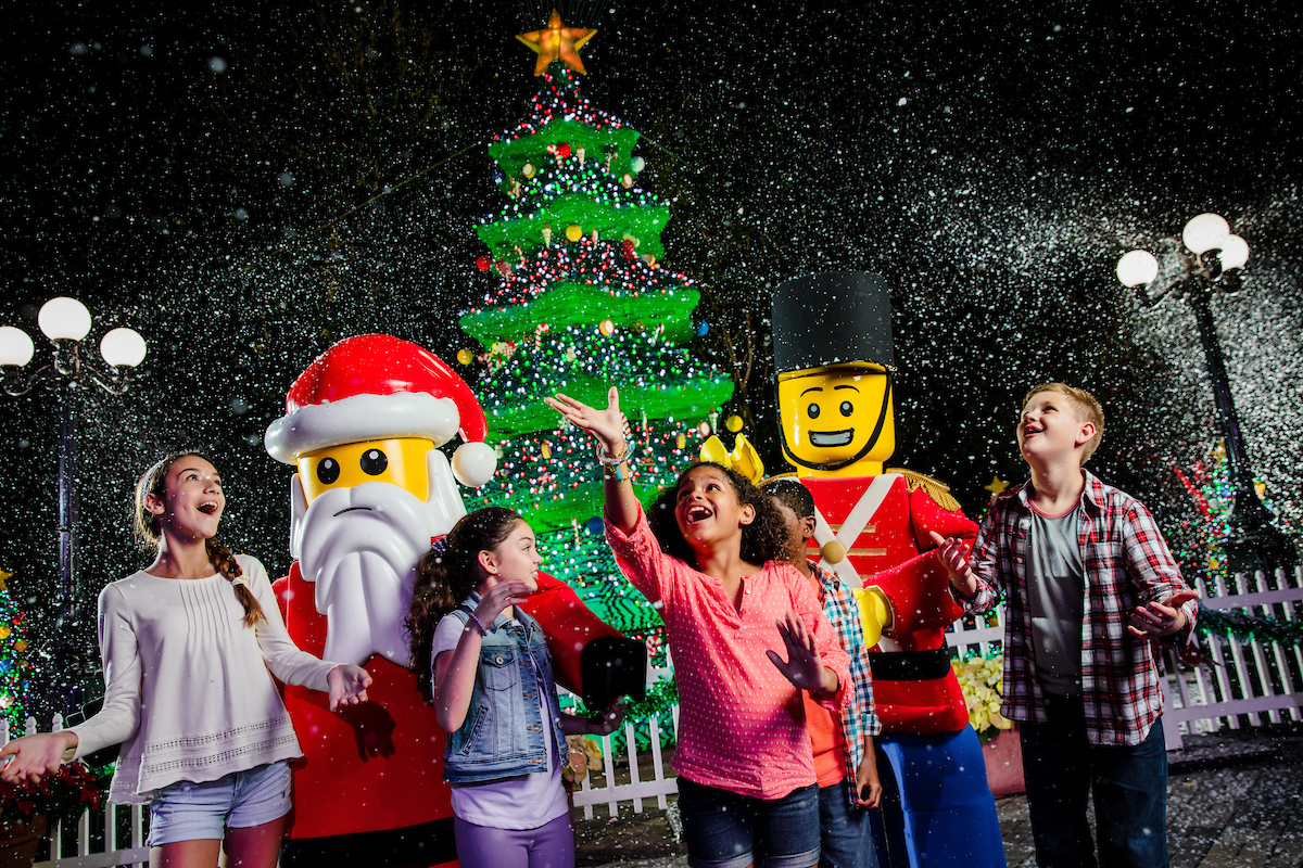LEGOLAND Florida Resort Celebrates Holiday Season with Two Kid-Friendly Special Events