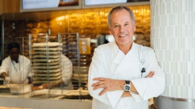 Wolfgang Puck Bar & Grill is Now Open at Disney Springs