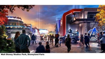 Global Avengers Initiative to Assemble Earth's Mightiest Heroes at Disney Parks