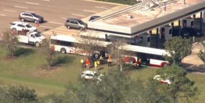 Disney Buses Collide at Epcot 15 Hurt