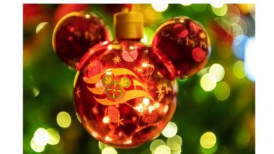 Disney Cruise Line Last-Minute Holiday Shopping Ideas