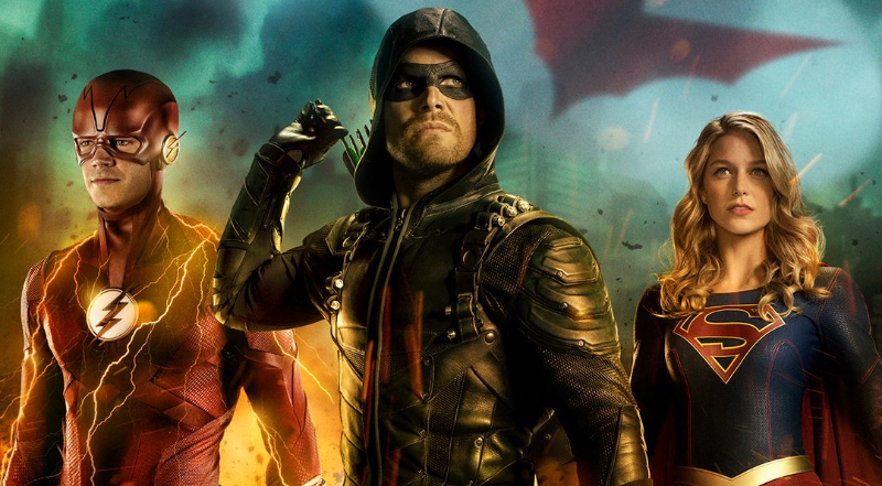 The CW Announces Dates for this Years DC Crossover Event