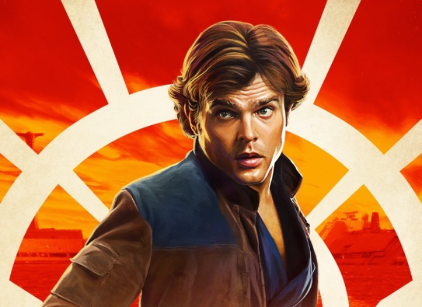 New 'Solo: A Star Wars Story' Character Posters