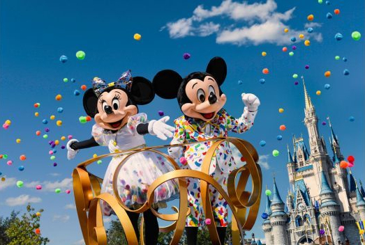 Mickey & Minnie's 90th Celebration Outfits