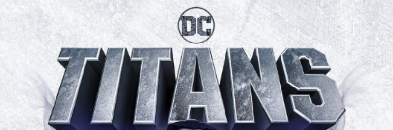 First Poster for DCU Titans