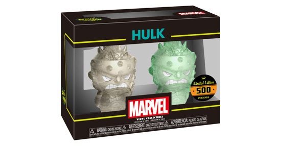 Grey & Green The Hulk Hikari XS!