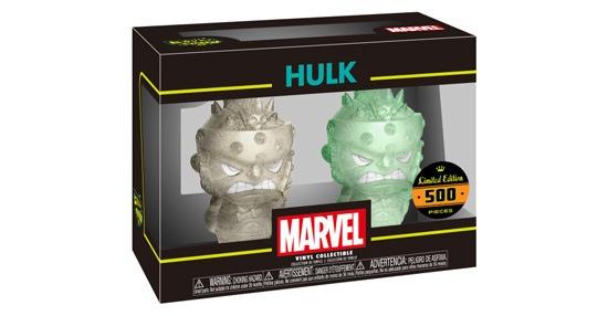 Grey & Green The Hulk Hikari XS!