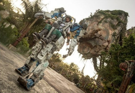 Pandora Utility Suit Officially Debuts At Pandora – The World of Avatar Today