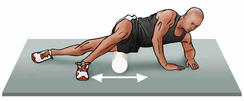 STOP FOAM ROLLING YOUR  IT BAND