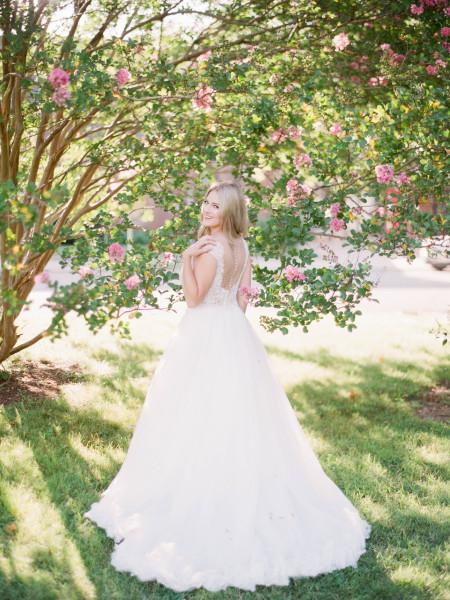 Lace Wedding Gown Bride Dress