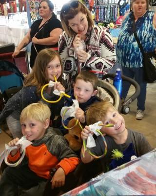 Licorice Ropes Children