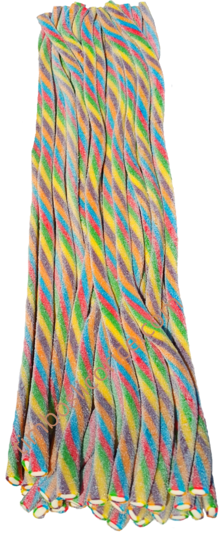 Sour Licorice Ropes
