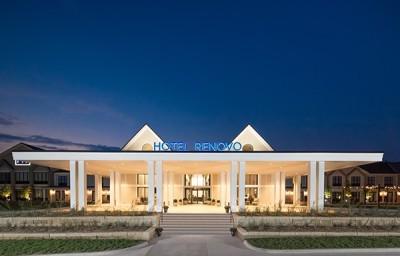 Hotel Renovo - Lap Siding