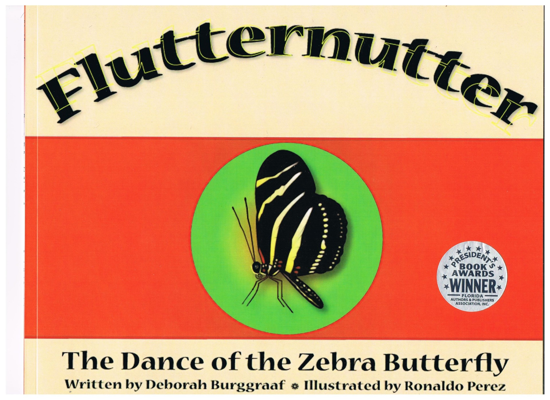 Flutternutter: The Dance of the Zebra Butterfly